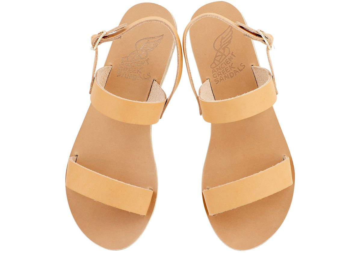 e523f6cd1f1 Buy Clio Leather Sandals by Ancient-Greek-Sandals.com